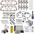 Freedom Injection - 6.0 Powerstroke Elite Solution Kit w/ Injectors +Gaskets| 2003-2010 Ford Powerstroke 6.0