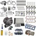 Shop By Category - Engine Overhaul / Rebuild Kits - Freedom Injection - The Ultimate 6.0 Powerstroke Solution Kit | Turbo, Injectors, HPOP & More | 2003-2010 6.0 Ford Powerstroke