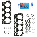 Shop By Category - Engine Components  - Freedom Injection - Duramax LB7 / LLY Basic Solution Kit | Head, intake, & Exhaust Gaskets + ARP Stud Kit | 2001-2005 6.6L LB7/LLY Duramax