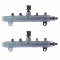 LLY Duramax Fuel Rail Set | F00R001512, F00R001505 | 2006-2007 Chevy/GMC Duramax LBZ