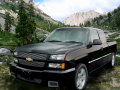 Gas Truck Parts - Chevrolet Silverado 2500/3500 - Dale's - C65717A - Dale's Main Upper Polished Aluminum Billet Grille - '03-04 Chevy Silverado 2500, Silverado 3500