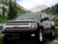 Shop By Vehicle - Exterior - Dale's - Chevy 2007-2013 Silverado 1500 (Main & Upper) Polished Aluminum Billet Grilles