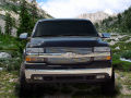 Exterior - Grilles - Dale's - C65702A - Dale's Main Upper Polished Aluminum Billet Grille - '01-02 Chevy Silverado 2500, Silverado 3500