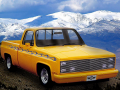 Exterior - Grilles - Dale's - Chevy 1981-1987 C/K Pickup|Suburban|Blazer (Phantom Style) Polished Aluminum Billet Grille