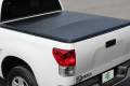 "Exterior Styling - Tonneau Bed Covers - Downey - Downey SST 206132 | 5'6"" Extra Short Bed Slant Side Tonneau Bed Cover For Toyota Tundra 07-16"