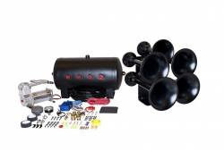 Shop By Vehicle - Train Horns & Kits - Train Horn Kits