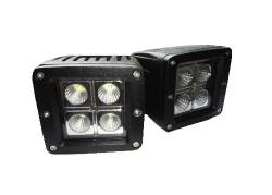 "External Lighting - Lightbars & Work Lights - 4"" & Dually LED Light Bars"
