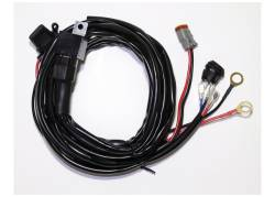 Lighting Products - LED Lightbars & Work Lights - Wiring Harness