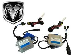 External Lighting - HID Kits & Parts - Dodge HID Kits & Parts