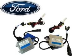 External Lighting - HID Kits & Parts - Ford HID Kits & Parts