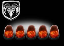 External Lighting - LED Cab Lights - Dodge LED Cab Lights
