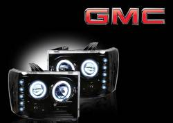 Projector Headlights - GMC Projector Headlights - GMC Sierra Projector Headlights