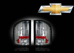 External Lighting - Tail Lights - Chevrolet Tail Lights