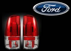 External Lighting - Tail Lights - Ford Tail Lights