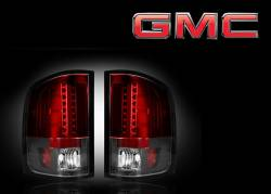 External Lighting - Tail Lights - GMC Tail Lights