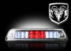 External Lighting - Third Brake Lights - Dodge Third Brake Lights