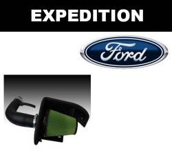 Ford Expedition Cold Air Intakes