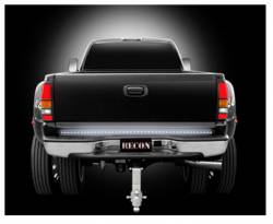 "Recon Landing Page - Recon Tailgate Bars - ""White Lightning"" Tailgate Bars (60"" or 49"")"