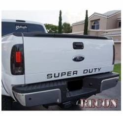 Recon Landing Page - Recon Deals - Ford Superduty Raised Logo Inserts
