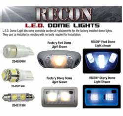Recon Landing Page - Recon Deals - LED Interior Dome Lights
